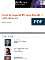 Brazil & Beyond
