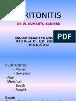 PERITONITIS.ppt