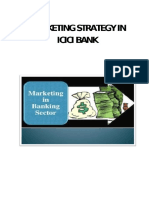 Marketing Strategies in Banking Sector 1