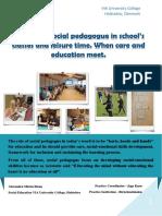 Presentation Portfolio - Practicum Final