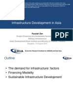 Infrastructure Development in Asia