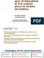 challenges of Education