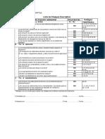 Diagnostico Ambiental y Valoración de EIA