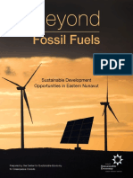 Beyond Fossil Fuels