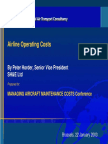 Airline Operating Costs