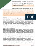 Structural/Micro-structural Studies of Bi (Co0.40Ti0.40Fe0.20)O3 Ceramic