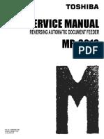 MR-3016 Service Manual Englisch B