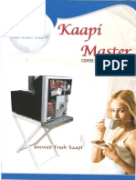 Kappi Master 1