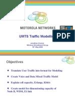 Traffic Modelling V1