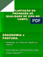 Saúde e Qualidade de Vida No Campo.