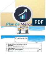 Plan de Mercadeo taller 2 Sena