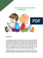 Proyecto Matematicas TIC