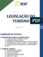Legislação Turismo 1