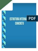 Estrutura Interna Do Concreto