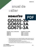 Komatsu GD555 es