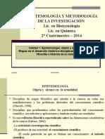 1 Ciencia, Epistemologia y Actividad Cientifica [Autoguardado]