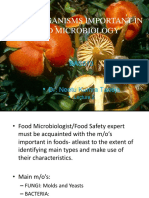 Lecture 2 Food Fungi