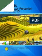 Analisis PDB Sektor Pertanian 2015