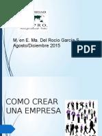 CREACIÓN DE UNA EMPRESA.pptx