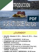 Pres Act Nauticas