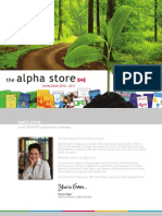 Alpha Canada 2010 Catalogue