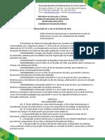 Resolução 03 - CNE - Educação