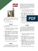 15 Santo Rosario en Honor a San Josc3a9