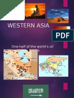 Western Asia-asian civilization
