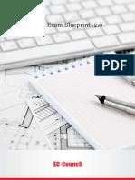 CEH Exam Blueprint v2.0