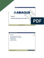 Abaqus Manual Fo Rl9 Damage failure