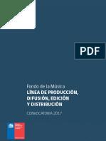 Musica Produccion Difusion Edicion Distribucion 2017