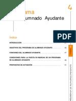 Programa del Alumno Ayudante II