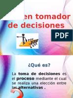 El Buen Tomador de Decisiones