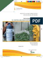 DITE DM 564 - Protocolos Para Formulación y Aplicación Del Bioinsumo Trichoderma Spp. Para El Control Biologico de Enfermedades