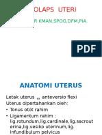 Prolaps Uteri 2012