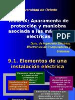 Aparamenta De Protección Y Maniobra Asociada A Las M.ppt