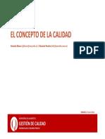 Unidad 5 - El Concepto de la Calidad - Ver 2012a.pdf