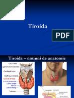 Tiroida-introducere