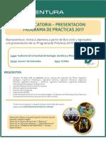 Minera Buenaventura Programa Practicas 2017