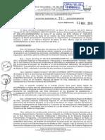 directiva (2015 GOREMAD)