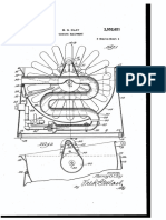Murray Clay's corn dog machine patent