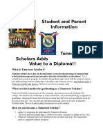 tennessee scholars adds value to a diploma