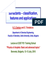 Surfactants ND