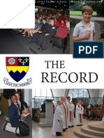 The Record — Volume 47, Issue 1
