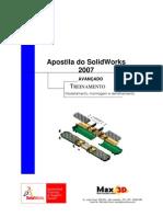 Apostila de Treinamento de Solidworks 2007 - Avançado
