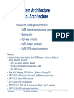 UMTS Architecture Ws11