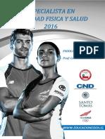 Salud Capitulo 1 Fisiologia 2016 2.0
