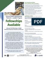 Va Simlearn Fellowship - Orland