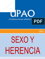 Sexo y Herencia