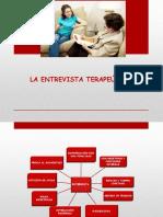 La Entrevista Terapeútica1